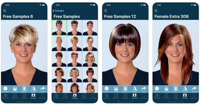 aplicativo corte de cabelo9
