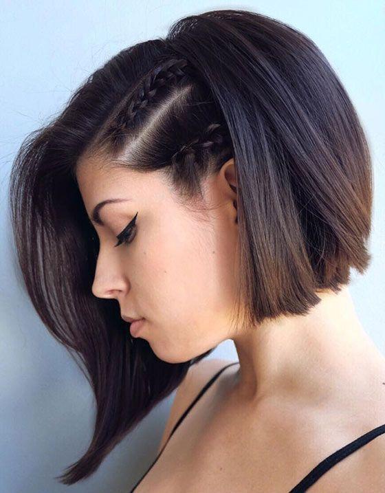 penteado para festa