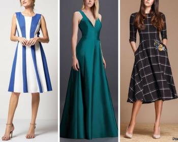 21 modelos de vestidos que ajudam a disfarçar a barriguinha