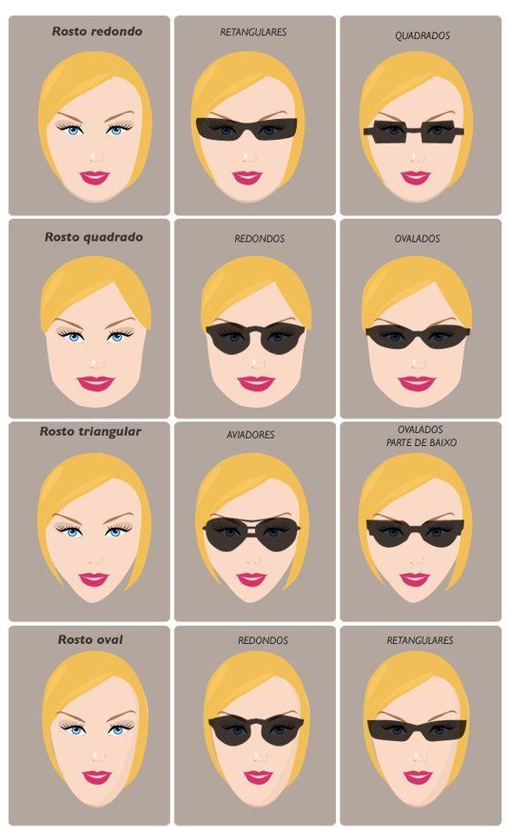 c83f4b90d58ed Descubra quais são as melhores armações de óculos para rostos ...