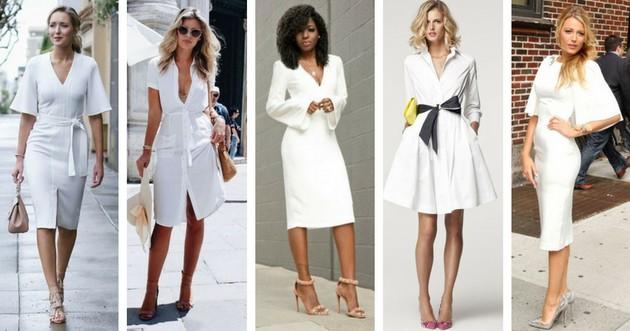 5a62c57a631e E o melhor sobre essa peça indispensável no guarda-roupa feminino: ele pode  ser usado por qualquer mulher e em qualquer ocasião! Veja alguns exemplos  em que ...