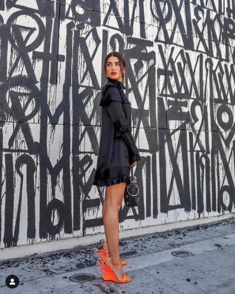 Camila Coelho - blogueira de moda