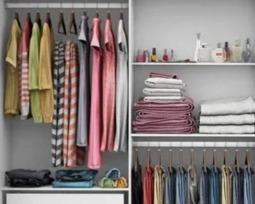 Como organizar o guarda-roupa em 10 passos