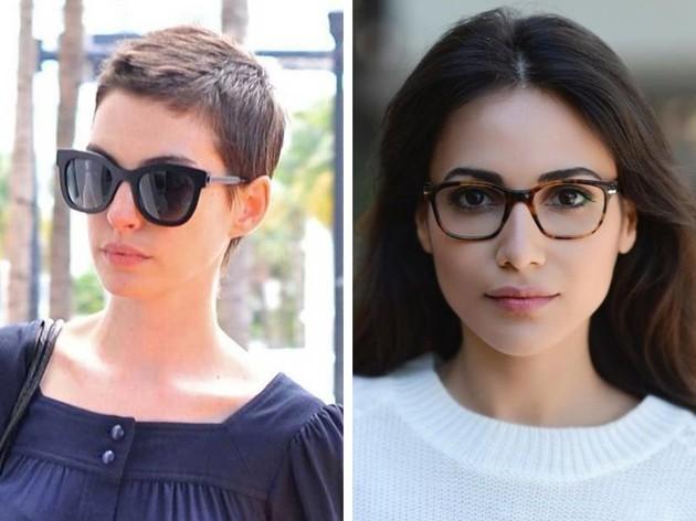 87a4b4e8ad42b Descubra quais são as melhores armações de óculos para rostos ...