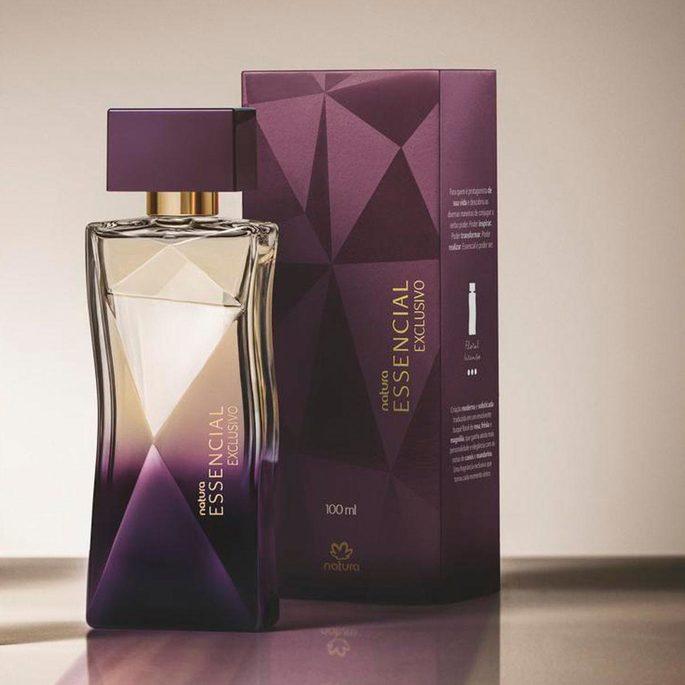 Essencial perfume Natura