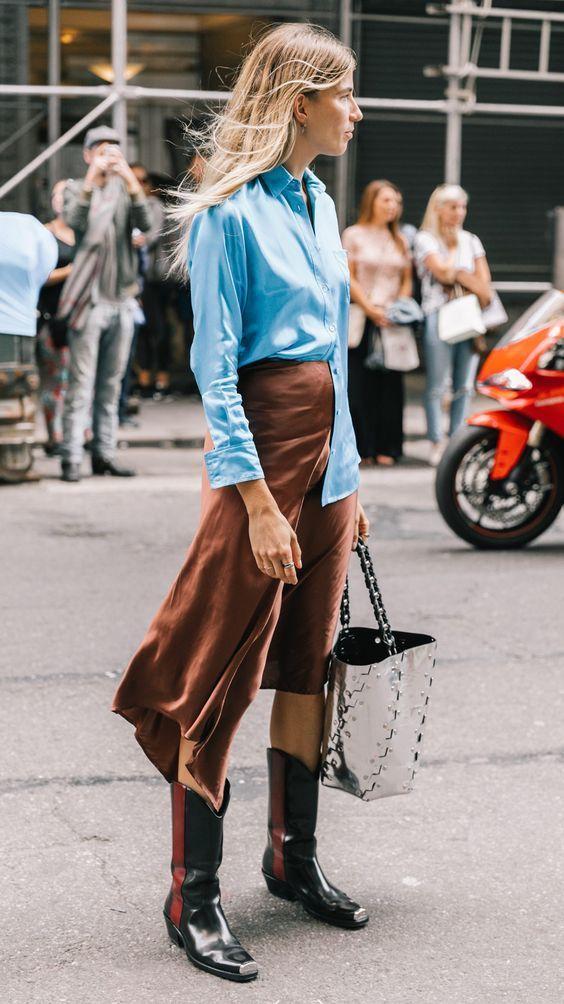 Inspire-se no estilo country: botas