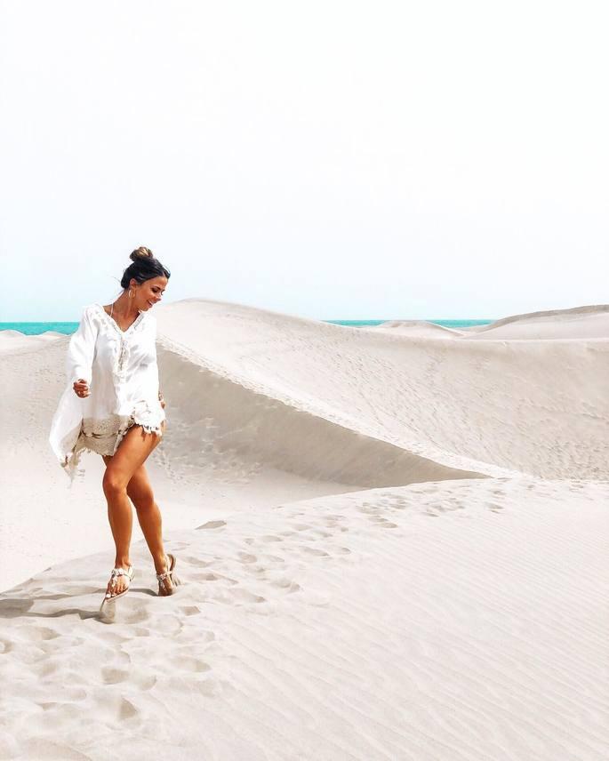 poses praia