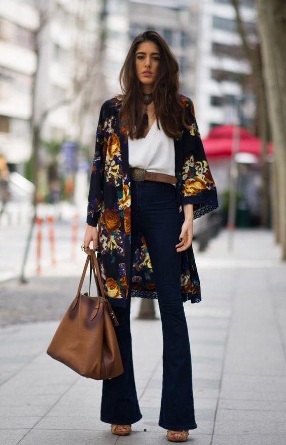 Kimono feminino