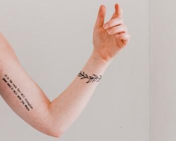 Frases para tatuagem: como escolher a que tem a ver com o seu momento