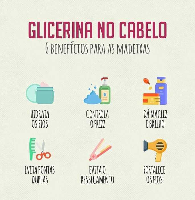 Dicas de como investir na glicerina nos cuidados cuidados com o cabelo!