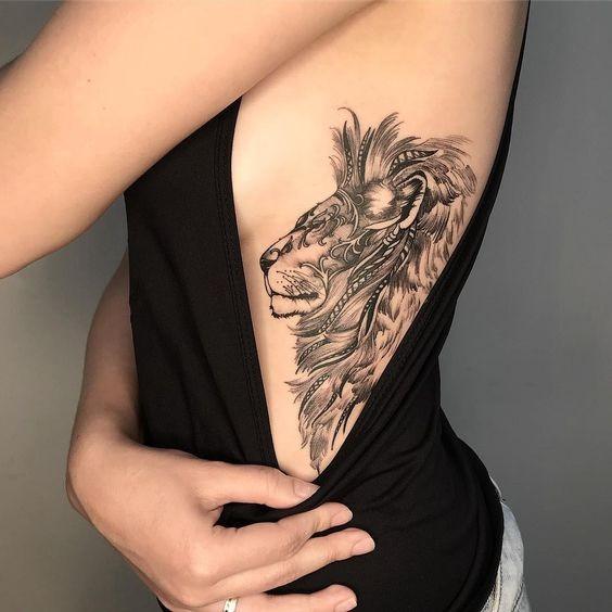Modelos sexy de tatuagens femininas para se inspirar