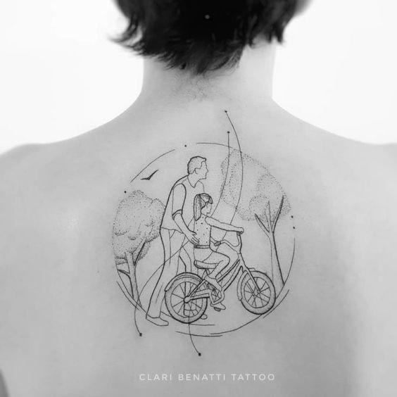 Tatuagem de Família: Confira lindas formas de homenagear seus familiares