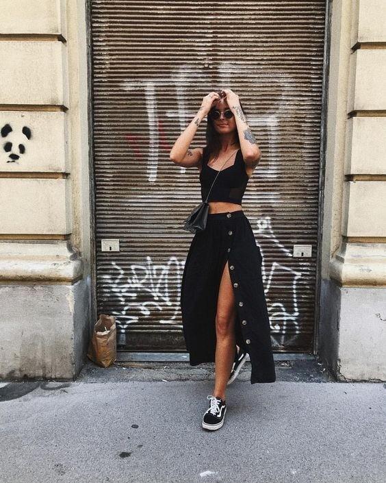 Confira os modelos de saias para apostar nesse verão!