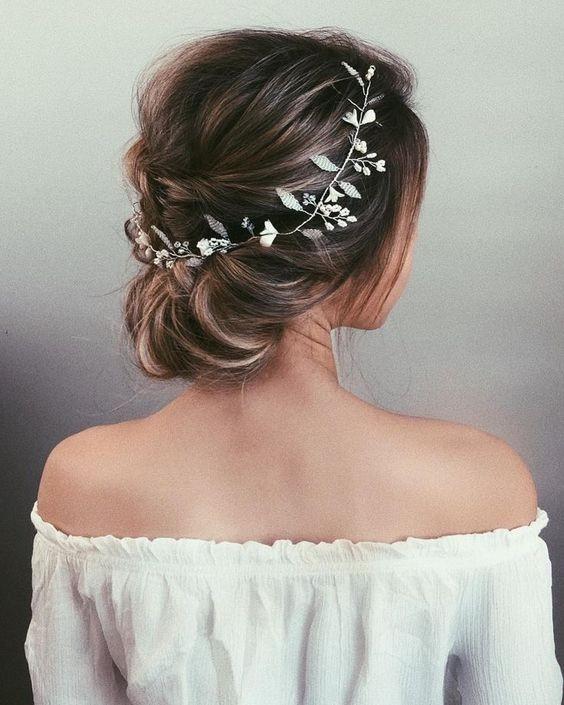 Confira penteados para cabelos curtos para casamentos