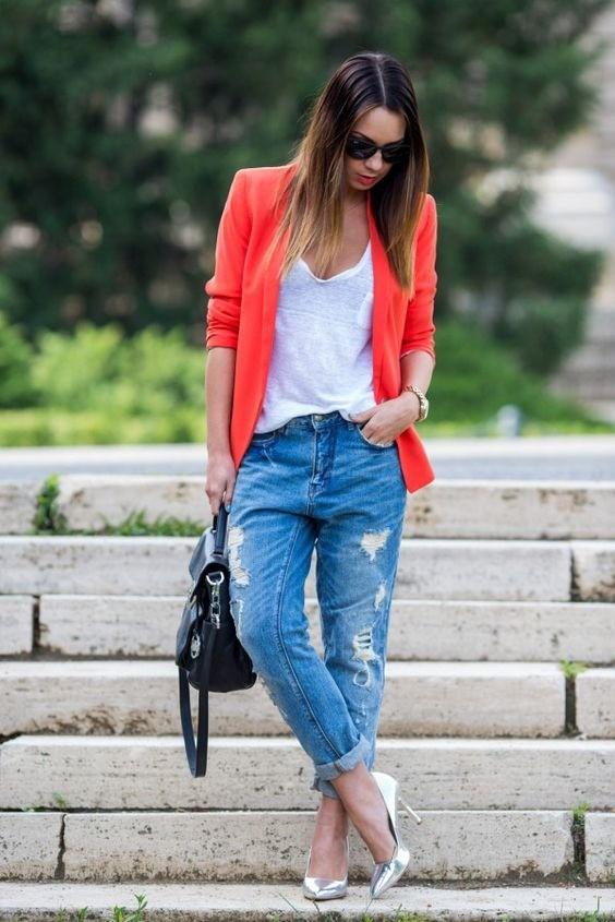 50 looks com calça boyfriend para você se inspirar!