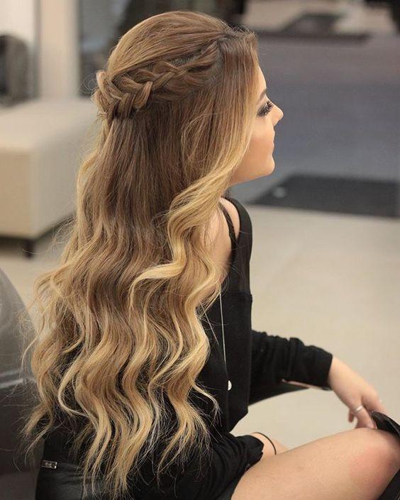 Dicas de penteados para cabelo ondulados