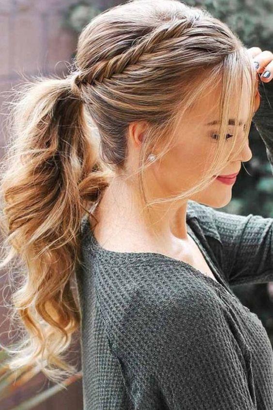 50 modelos de cabelos presos para você se inspirar!
