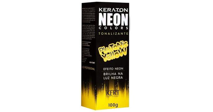 Keraton Neon Colors Tonalizante