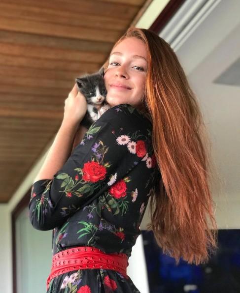 Marina Ruy Barbosa atriz