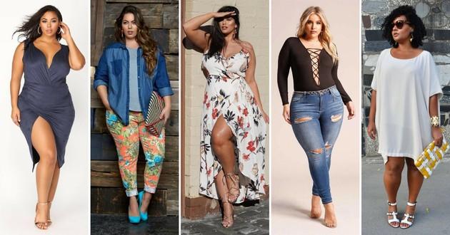 0e6fe7230 Moda plus size  70 looks para você esbanjar estilo e beleza - Eu Total