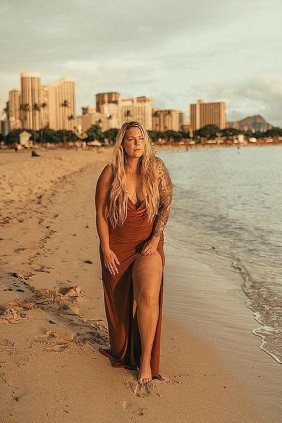 Moda praia plus size para você arrasar no verão: looks para se inspirar