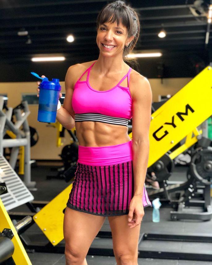 10 musas fitness para seguir no Instagram já!