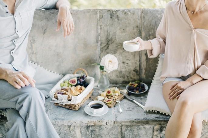 Ideia de presente: café da manhã no Dia dos Namorados
