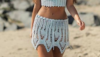 Saia de crochê: como usar essa peça cheia de estilo e charme