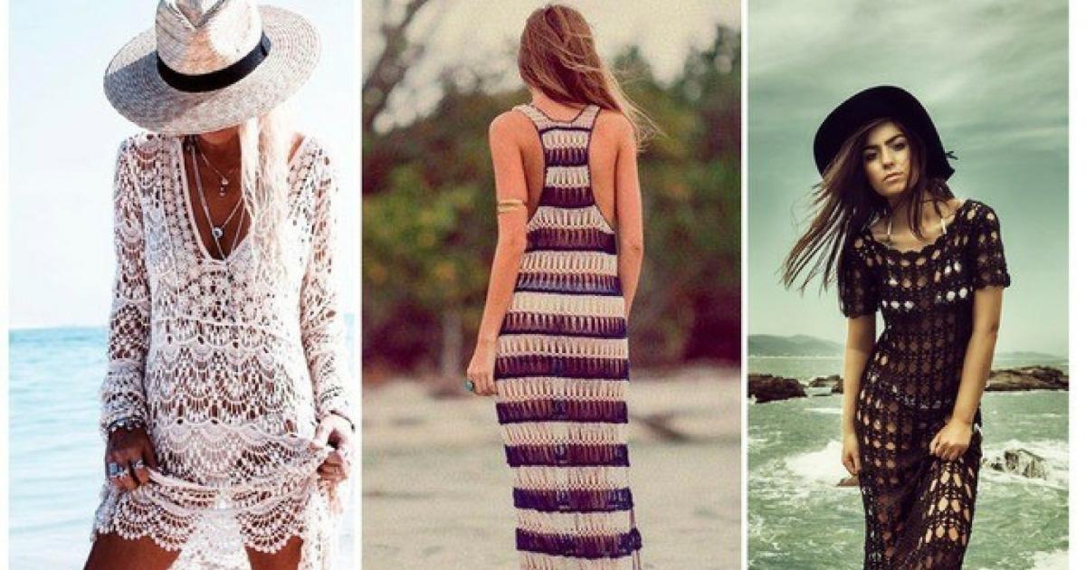 d3648bd30 Tendência para o verão: saídas de praia de crochê - Eu Total