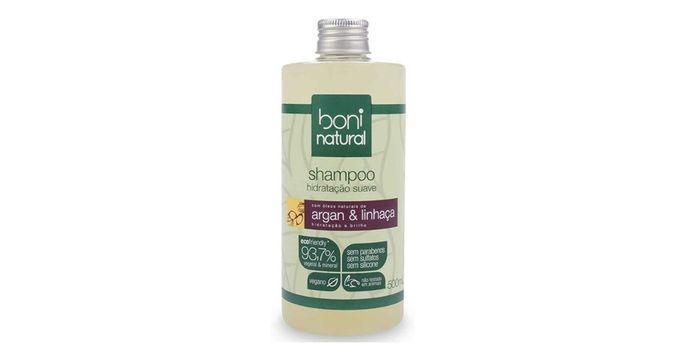 Shampoo vegano Boni Natural