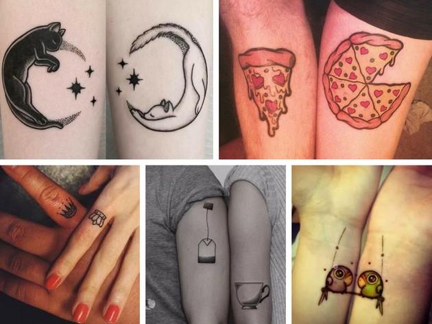 Tatuagem para casal2