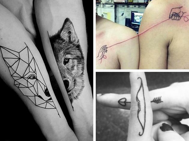 Tatuagem para casal1