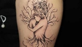 Tatuagem mãe e filha: 30 inspirações para marcar esse amor na pele