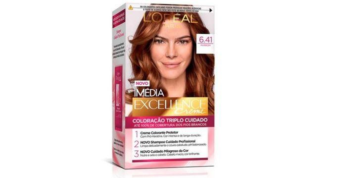 Tinta de cabelo L'Oréal Imédia Excellence Creme