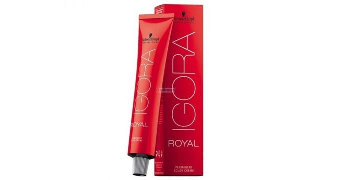Tinta de cabelo Schwarzkopf Igora Royal