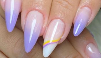 Unhas stiletto: tudo para quem quer ter estilo na ponta dos dedos