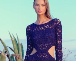 40 modelos de vestidos de crochê para você ficar deslumbrante