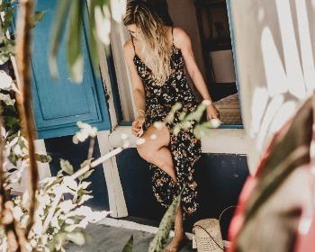 34 modelos de vestido midi para você ficar feminina e confortável