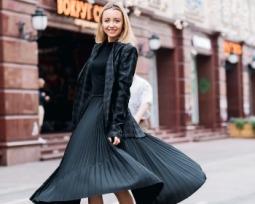 Vestido rodado: 48 modelos belíssimos e inspiradores