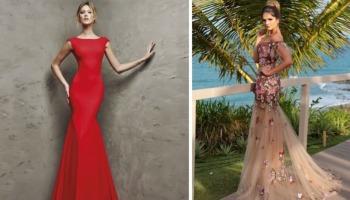 Vestido sereia: 75 modelos para você se sentir incrível