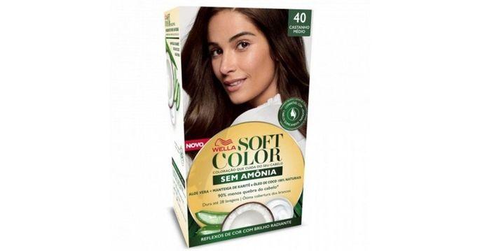 Wella Soft Color Coloração Sem Amônia